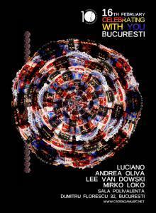 Cadenza 10 years - Bucuresti