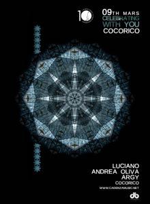 Cadenza 10 years - Cocorico