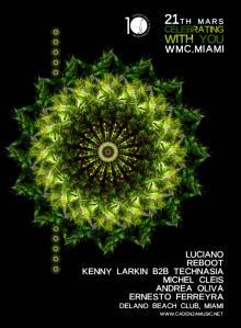 Cadenza 10 years - Miami
